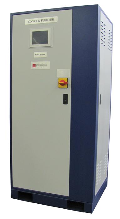 Nitrogen Gas Purifier ~ Oxygen bulk gas purifier ps saes pure