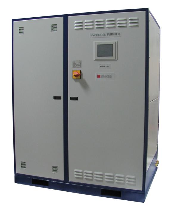 Nitrogen Gas Purifier ~ Hydrogen bulk gas purifier ps adsorber and getter