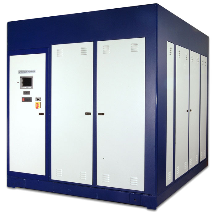 Nitrogen Gas Purifier ~ Rare gas nitrogen bulk purifier ps saes pure